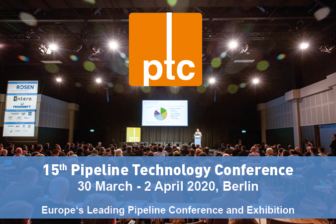 Pipeline Technology Conference 2020 - ptc 2020