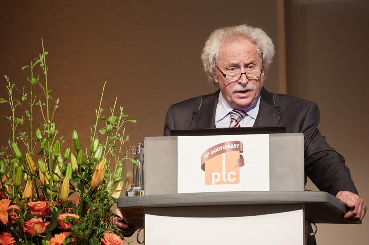 Dr. Klaus Ritter - President of EITEP Institute