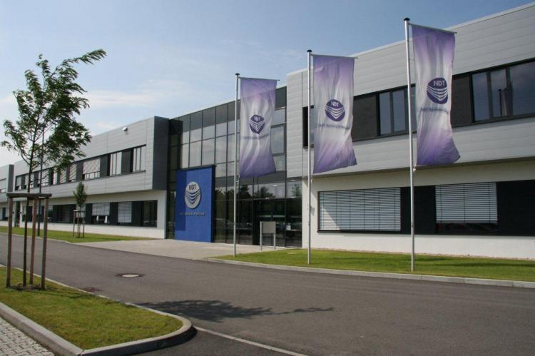 Headquarter of NDT in Stutensee, Germany