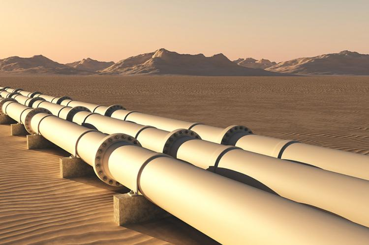 Trans Africa Gas Pipeline to Bolster Growth in the Continent and link Africa closer to Europe (Shutterstock / bht2000)