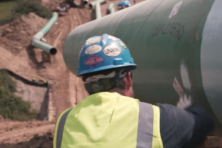 Potential Species Extinction Stops Work on the Atlantic Coast Gas Pipeline (Atlantic Coast Pipeline)