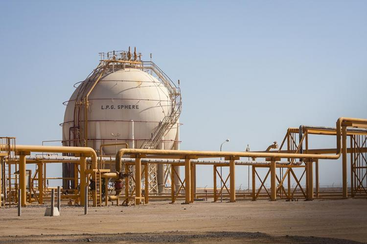 Egypt Confident To Be Self-Sufficient In Natural Gas By 2018 (TomCarpenter / Shutterstock)