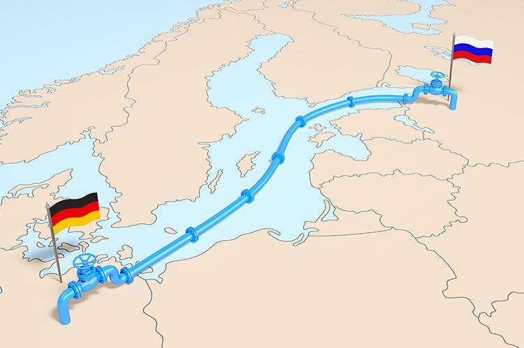 High Court Says Construction on Nordstream 2 Can Continue (Copyright by: Aksabir / Shutterstock)