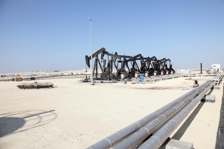 Pipelines in the Spotlight As Middle East Political Tensions Rise (Copyright: Philip Lange / Shutterstock)