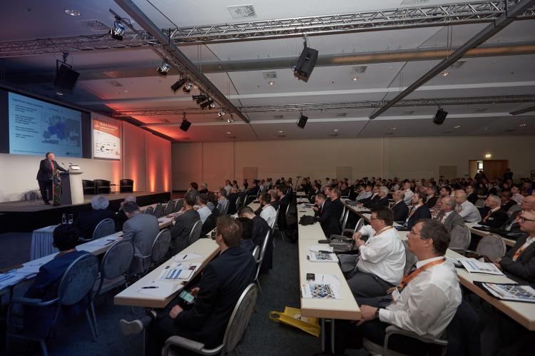 Delegates at Pipeline Technology Conference 2017, Berlin