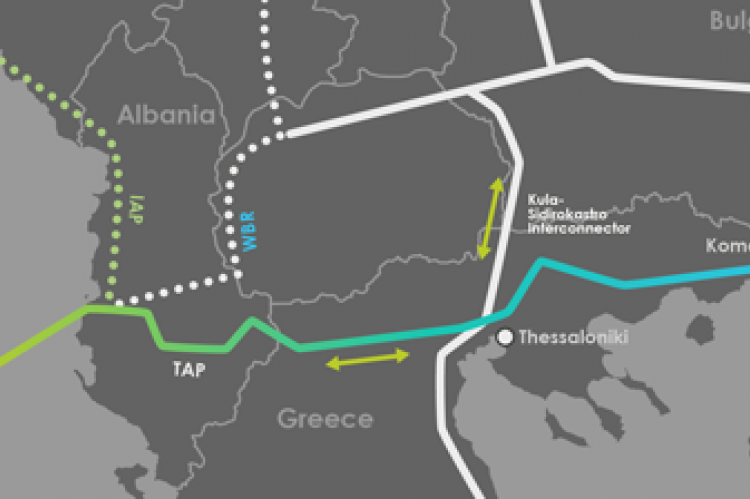 Trans Adriatic Pipeline (TAP) Awards Gas Turbine Compressor Units to Siemens (© 2015 Trans Adriatic Pipeline)
