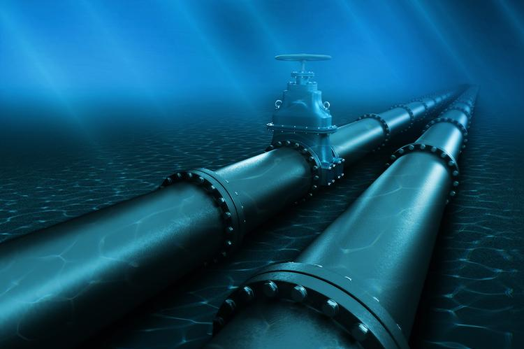 Syrian Underwater Oil Pipelines in the Mediterranean Attacked Again (Alexey_Ulyanov / Shutterstock)