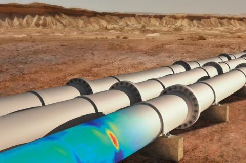 Worldwide Survey Reveals NDT Global as Leader for Ultrasonic Pipeline Inspection