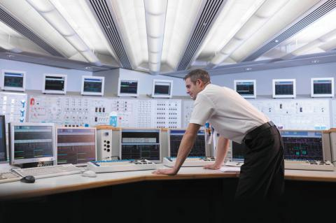 Control Room (© 2016 Schneider Electric)