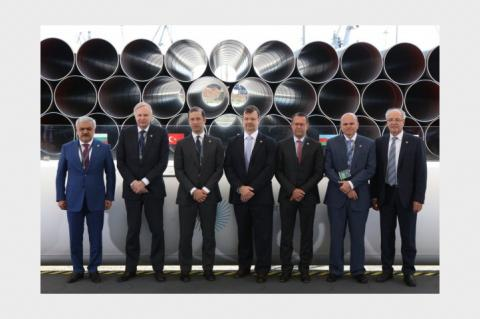 Construction Commences on Trans Adriatic Pipeline (© 2016 TAP )