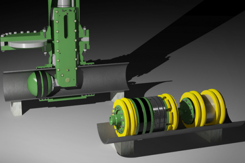 STATS Group Adds New Products to its Range of Pipeline Isolation Tools (© 2015 STATS Group )