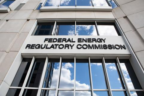 Federal Energy Regulatory Commission (FERC) Headquarters in Washington, DC (copyright by Shutterstock/Mark Van Scyoc)