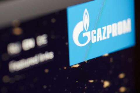 Gazprom home web page (copyright by Adobe Stock/PixieMe)