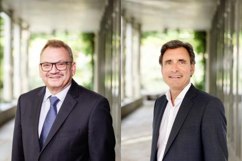 Michael Schad & Luc Perrad of DENSO Group Germany (copyright by DENSO Group)