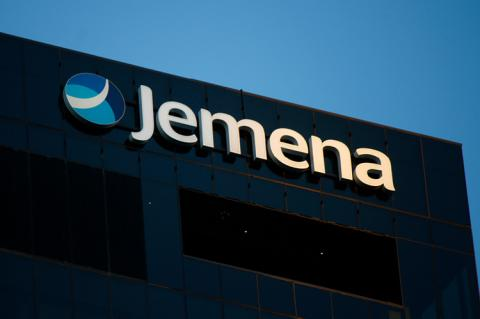 The logo of Jemena (copyright  by Shutterstock/360b)