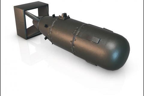 Ensuring Nord Stream 2 is Free of Remaining World War II Explosives (santoelia / shutterstock)