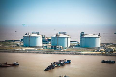 Mega-investment: China plans a $78 billion state owned natural gas company (chuyuss / Shutterstock)