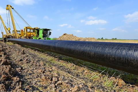 771-km Myanmar-China Crude Oil Pipeline Begins Operations