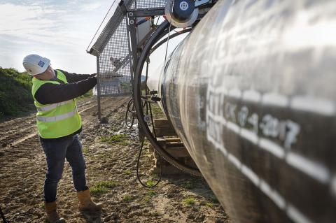 DENSO awarded largest field-joint coating contract for EUGAL pipeline (Copyright: DENSO)