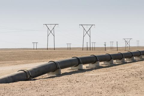 Libyan Gas Pipelines Shut Down Again