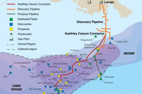 Keathley Canyon Connector (© 2015 Business Wire / Williams)