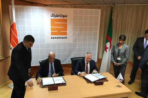The Pipeline Transport Institute and Transneft Diascan Sign Agreements with Algeria-Based Sonatrach.