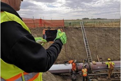 Metegrity's Pipeline Enterprise Software Captures Digital Data, Accelerates Production on North America's Largest Pipeline Project