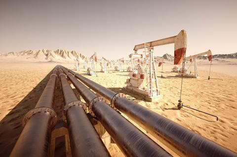 Oil boom in Texas causes price distortions (Dabarti CGI / Shutterstock)