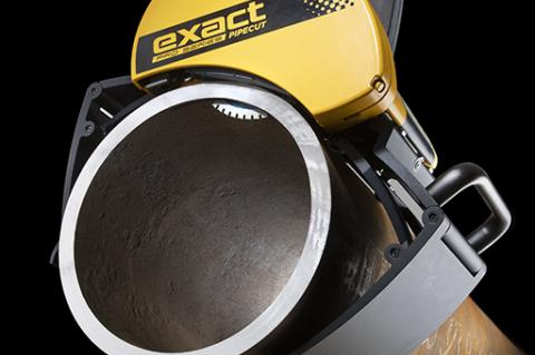 Exact Tools Oy Launch New PipeCut Pro Series