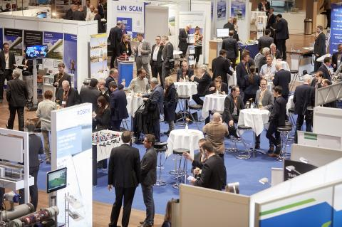 Pipeline Technology Conference 2017 Exhibition (© 2017 Frank Nürnberger)