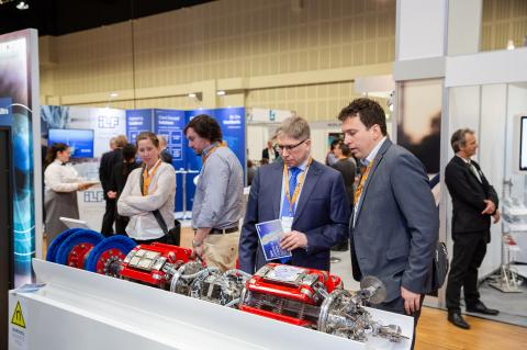 80 Pipeline System Operators from Europe, Asia, MENA and South America Ensure Success for Exhibitors during 14th ptc in Berlin (Photo by Philip Wilson)