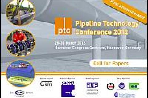Pipeline Technology Conference 2012 Call for Papers