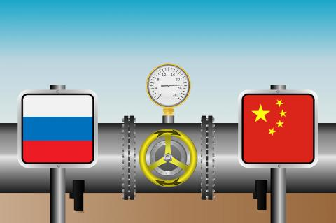 Russia plans second pipeline to China and wants to start first gas supplies in 2018 ( © WindVector/Shutterstock.com)