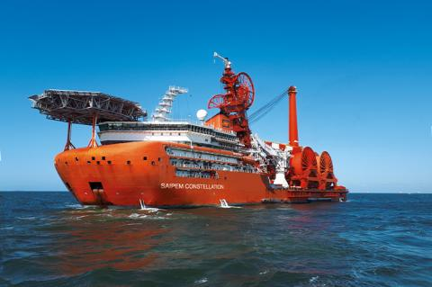 Saipem wins multiple offshore contracts worth over USD 500 million (Copyright: Saipem)