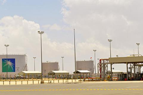 Saudi Aramco attacked by drones - Symbolic Picture (Copyright: Saudi Aramco)