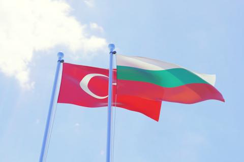Turkey and Bulgaria (copyright by Shutterstock/Sasha_Strekoza)
