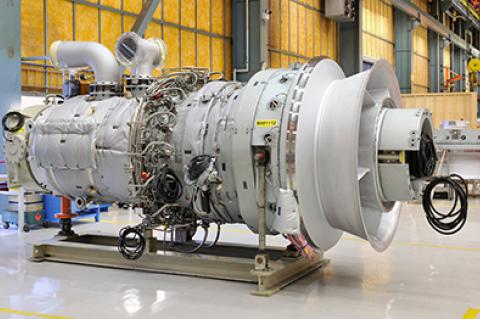 Siemens to provide service for compressor stations along gas pipeline system in Poland (© 2015 Siemens)
