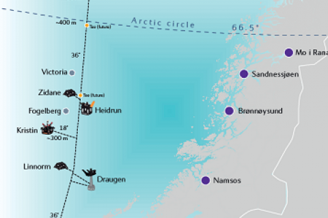 Polarled Pipeline Project(© 2015 Statoil)