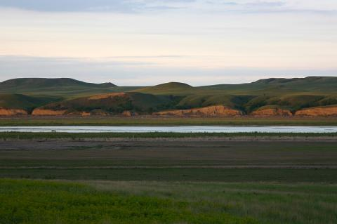 US Army releases land for pipeline in North Dakota