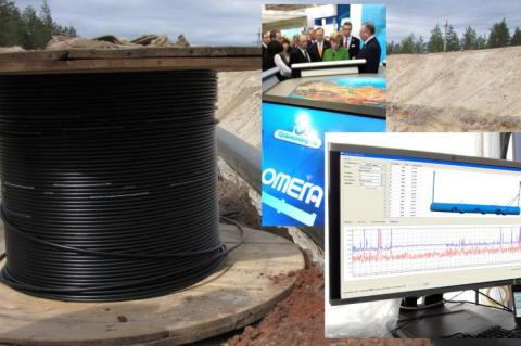OMEGA Fiber Optic Monitoring System: New Features for Technological Security of Transneft Pipelines