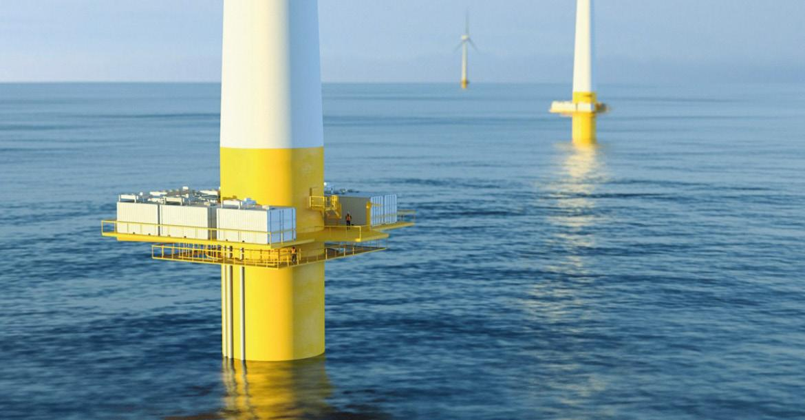 Offshore installation (copright by AquaVentus)