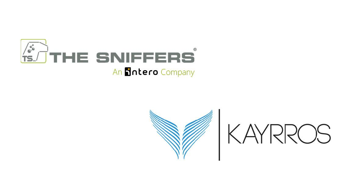 Logos of The Sniffers & Kayrros (copyright by The Sniffers/Kayrros)