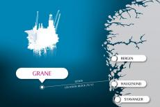 Grane Field Location (copyright by Equinor)