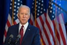 Joe Biden on January 07, 2020 (copyright by Shutterstock/Ron Adar)