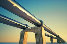 Pipeline in the sunset (copyright by Shutterstock/Dabarti CGI)