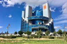 Sonatrach AVAL head office building in Oran Algeria (copyright by Shutterstock/Oguz Dikbakan)