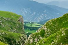 Landscape in South Caucasus (copyright by Adobe Stock/dmitriygut)