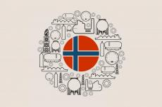 Natural Gas Industry Norway (copyright by Shutterstock/GrAl)