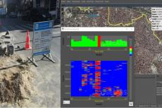 Machine Learning Approach to Distributed Acoustic Sensors (DAS) for Securing Pipelines in Urban Areas