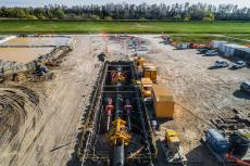 Europe´s Gas Supply Network: Key projects for trenchless methods and Pipe Express®